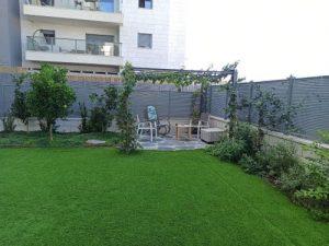 דשא סינטטי איכותי - נטע גינון